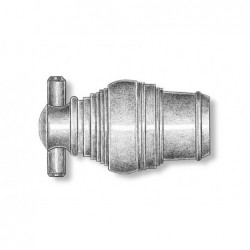 Mortar Brass 25 mm
