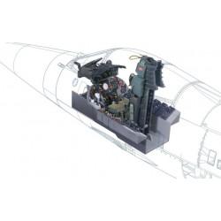 Cockpit Lockheed F-104 G...