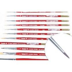 Pennello per drybrush tondo 3