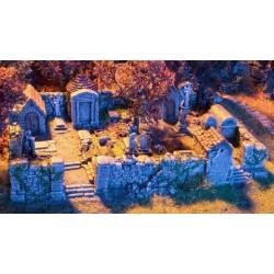 Cimitero 190x90x135 mm...