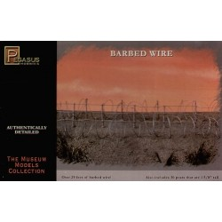 Barbed wire 29 feet 1/35