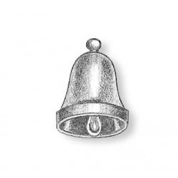 Campanella in ottone 6 mm