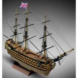Victory wooden model kit...