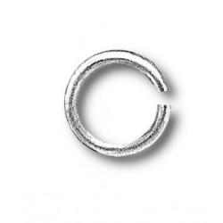 Brass Split Rings 5 mm 50 pcs