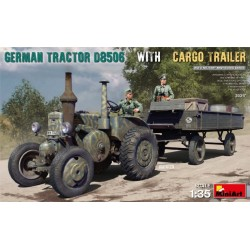German Tractor ?D8506? with...
