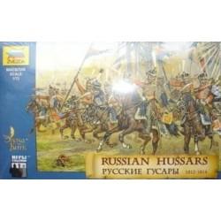 Russian Hussars 1812-1814 1/72