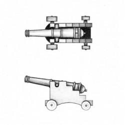 Cannone con affusto 20 mm