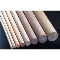 Ramin hardwood Dowel 6x1000 mm