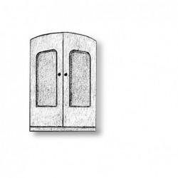 Porta antica 10x7 mm