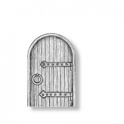 Porta antica 18x12 mm