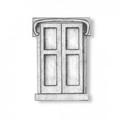 Porta antica 25x16 mm