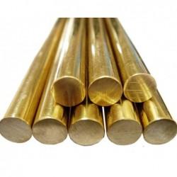 Brass profiles round...