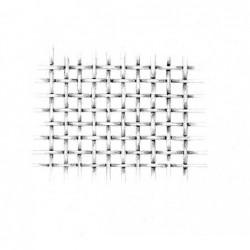 Fine wire net 100x50 mm