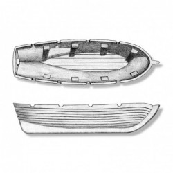 Period lifeboat plastic...