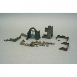 ACCESSORIES AND RUINS 1/72