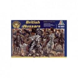 CRIMEAN WAR BRITISH HUSSARS...