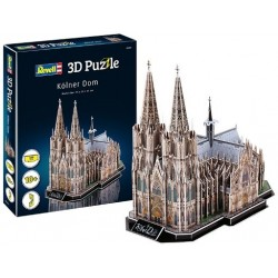 3D puzzle Cologne Cathedral...