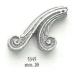 Cast Brass Ornament 20 mm