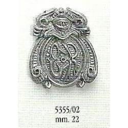 Cast Brass Ornament 22 mm