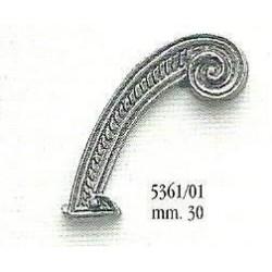 Cast Brass Ornament 30 mm