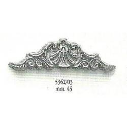Decorazione in metallo 45 mm