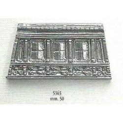 Decorazione in metallo 50 mm