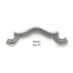 Decorazione in metallo 55 mm