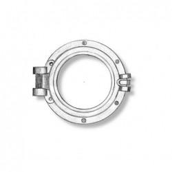 Brass porthole with...