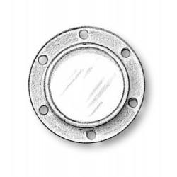 Nickle plated porthole...