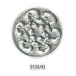 Ornamento in ottone tipo C