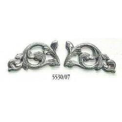 Ornamento in ottone tipo G