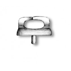 Fairlead Nickle Plated Open...