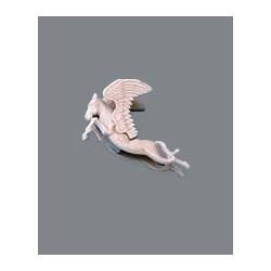 Polena in resina per Pegasus