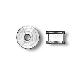 Puleggia in ottone 2,5 mm