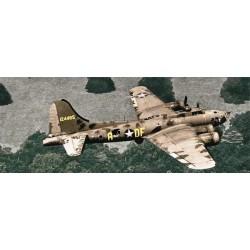 B 17F MEMPHIS BELLE 1/72