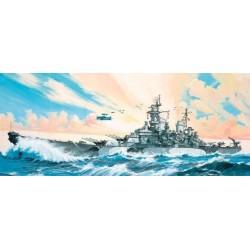 USS MISSOURI 1/535