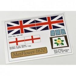 Bandiere per Mayflower