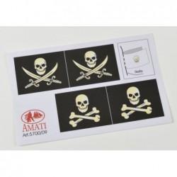 Bandiere per Navi pirata