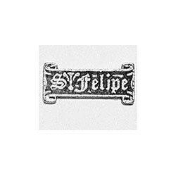 Metal Name Plate for San...