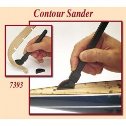 Contour sander pulitore
