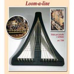 Telaio per griselle Loom line