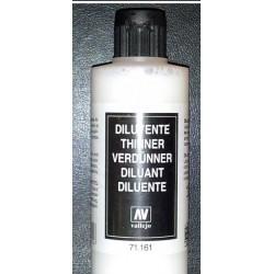 DILUENTE PER ACRILICI 200 ml