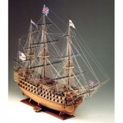 HMS Victory accessories and...