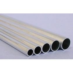 Tubetto alluminio 304x5,56 mm