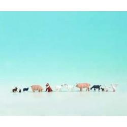 Animali di fattoria