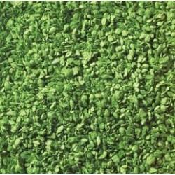 Granulato fogliame verde...