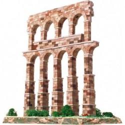 Acquedotto di Segovia scala...