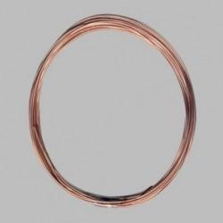 Copper Wire 0,25x5000 mm
