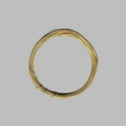 Brass Wire 1x5000 mm