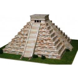 Tempio di Kukulcan scala 1:175